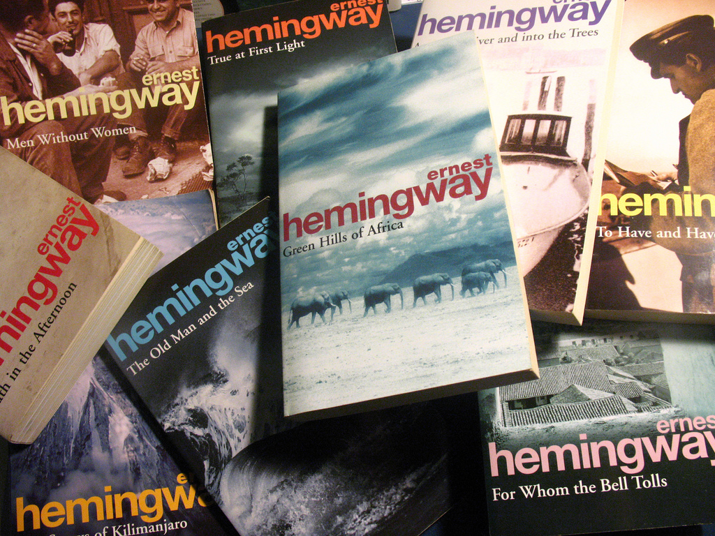 a day s wait by ernest hemingway A day's wait hemingway, ernest  over the next day or so, the boy's father is surprised at how depressed and fatalistic his son is  the complete stories of.